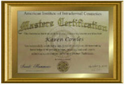 Masters Certification